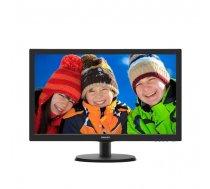 "Philips 223V5LHSB2/00 21.5 "", Full HD, 1920 x 1080 pixels, 16:9, LED, LCD/TFT, 5 ms, 200 cd/m², Black 223V5LHSB2/00"