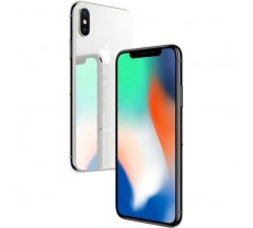 Apple MQAD2 iPhone X 4G 64GB Silver MQAD2