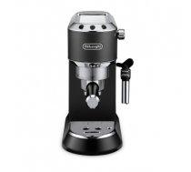 Delonghi EC 685 BK Dedica Black Espresso kafijas automāts EC685.BK