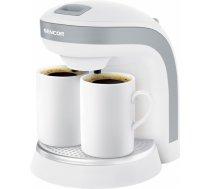 SENCOR SCE2001WH Coffee Maker SCE 2001WH