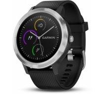 Garmin Vivoactive 3 GPS, black/stainless steel 010-01769-02