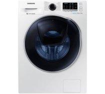 SAMSUNG WD80K5A10OW/LE Addwash veļas mašīna 8kg 1400apgr. + žāvētājs WD80K5A10OW/LE