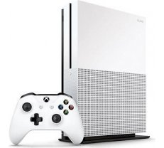 Microsoft Xbox One S 1TB White 234-00333/0