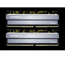 G.Skill Sniper X DDR4 32GB (2x16GB) 3000MHz CL16 XMP 2.0 1.35V Digital Camo F4-3000C16D-32GSXKB