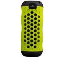 Swissten X-Boom Outdoor IPX5 Carabiner / Silikon Portatīvs Bezvadu Skaļrunis Bluetooth / 10W / 360 Surround / Micro SD / Lime SW-XBOOM-LI
