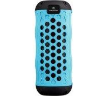 Swissten X-Boom Outdoor IPX5 Carabiner / Silikon Portatīvs Bezvadu Skaļrunis Bluetooth / 10W / 360 Surround / Micro SD / Zila SW-XBOOM-BL