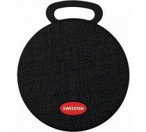 Swissten X-STYLE Portatīvs Bezvadu Skaļrunis Bluetooth 4.0 / 3W / Micro SD / Melns X-STYLE-BK