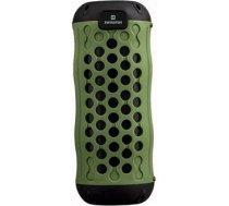 Swissten X-Boom Outdoor IPX5 Carabiner / Silikon Portatīvs Bezvadu Skaļrunis Bluetooth / 10W / 360 Surround / Micro SD / Zaļa SW-XBOOM-GE