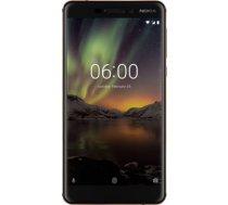 Nokia 6.1 Dual SIM 32GB TA-1043 Black (2018) 11PL2B01A06