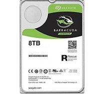 "HDD | SEAGATE | Barracuda | 8TB | SATA 3.0 | 256 MB | 5400 rpm | Discs/Heads 4/8 | 3,5"" | ST8000DM004 ST8000DM004"