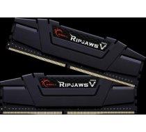 DDR4 32GB G.Skill RipjawsV kit(2x16GB) 3200MHz CL16 1.35V XMP 2.0 F4-3200C16D-32GVK