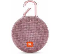 JBL Clip 3 Pink Portatīvais skaļrunis JBLCLIP3PINK
