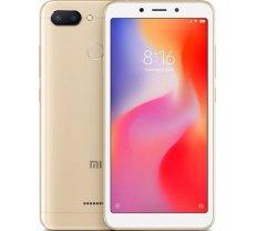 XIAOMI Redmi 6 Dual SIM 64GB Gold XMI-R6WG464