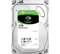 "HDD | SEAGATE | Barracuda | 1TB | SATA 3.0 | 64 MB | 7200 rpm | Discs/Heads 1/2 | 3,5"" | ST1000DM010 ST1000DM010"