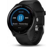 Garmin Vivoactive 3 Music GPS, melns 010-01985-03