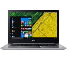 "Acer Swift 3 SF315-51 Silver, 15.6 "", Full HD, 1920 x 1080 pixels, Intel Core i5, i5-7200U, 8 GB, DDR4, SSD 256 GB, Intel HD, No Optical drive, Windows 10 Home, 802.11ac, Bluetooth version 4.0, Keyboard language Nordic, Keyboard backlit, Warranty 24 month NX.GQ5EL.001"