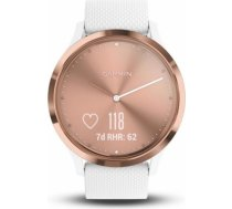 Garmin Vivomove HR Sport S/M, rose gold/white 010-01850-22