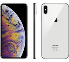 Apple iPhone XS 64GB Silver MT9F2