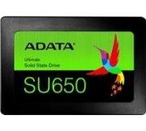 A-data ADATA SU650 120GB 2.5inch SATA3 3D SSD ASU650SS-120GT-R