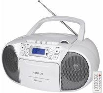 SENCOR SPT3907W Boombox CD, MP3, USB SPT 3907 W