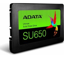 A-data SSD ADATA Ultimate SU650 960GB SATA3 (Read/Write) 520/450 MB/s retail ASU650SS-960GT-R