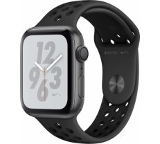 Apple Watch Nike+ Series 3 GPS, 42mm Space Gray Aluminum Case with Anthracite/Black Nike Sport Band MTF42CN/A