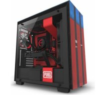 CASE MIDITOWER ATX W/O PSU/BLACK/RED H700 NZXT CA-H700B-PG