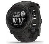 Garmin Instinct Graphite Rugged GPS Watch 010-02064-00