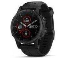Garmin Fenix 5S Plus Black Smartwatch 010-01987-03