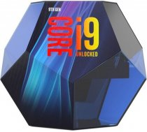Intel i9-9900K, 3.6 GHz, LGA1151, Processor threads 16, Packing Retail, Component for PC BX80684I99900K