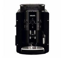 KRUPS EA8108 Ekspres kafijas automāts Roma, 15 bar, melna/hromēta EA8108
