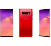 Samsung Galaxy S10 Dual SIM 128 GB SM-G973F Cardinal Red SM-G973FZRDSEB