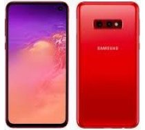 Samsung Galaxy S10e Dual SIM 128GB SM-G970F Cardinal Red SM-G970FZRDSEB