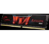 G.Skill Aegis DDR4 16GB 2400MHz CL15 1.2V XMP 2.0 F4-2400C15S-16GIS