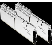 G.Skill Trident Z Royal DDR4 16GB (2x8GB) 3000MHz CL16 1.35V XMP 2.0 Silver F4-3000C16D-16GTRS