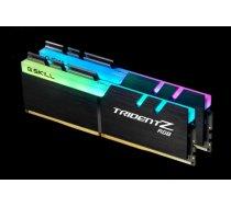 G.Skill Trident Z RGB (for AMD) DDR4 32GB (2x16GB) 3200MHz CL16 1.35V XMP 2.0 F4-3200C16D-32GTZRX