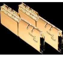 G.Skill Trident Z Royal DDR4 16GB (2x8GB) 3000MHz CL16 1.35V XMP 2.0 Gold F4-3000C16D-16GTRG