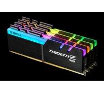 G.Skill Trident Z RGB DDR4 64GB (4x16GB) 3000MHz CL14 1.35V XMP 2.0 F4-3000C14Q-64GTZR
