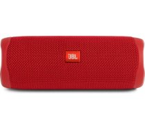 JBL Flip 5 red Bluetooth Speaker JBLFLIP5RED