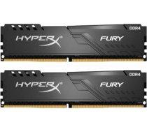 Kingston HyperX FURY 8GB 2666MHz DDR4 CL16 DIMM (Kit of 2) Black HX426C16FB3K2/8