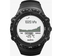 Suunto Core Regular Black Outdoor Watch with Barometer SS014809000
