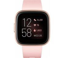 Fitbit Versa 2, petal/copper rose FB507RGPK