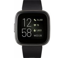 Fitbit Versa 2, black/carbon FB507BKBK