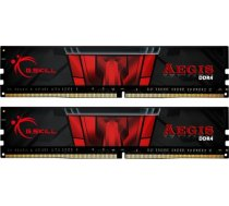 G.Skill Aegis DDR4 16GB (2x8GB) 3200MHz CL16 1.35V XMP 2.0 F4-3200C16D-16GIS