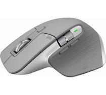 Logitech MX Master 3 Advanced Wireless Mouse - MID GREY 910-005695