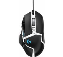 Logitech G502 Hero Special Edition Optical Gaming Mouse Black/White 910-005729