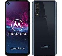 Motorola XT2013-2 One Action Dual 128GB denim blue PAFY0003DE