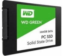 "Western Digital Green 120GB SATAIII 2.5"" 3D Nand WDS120G2G0A"