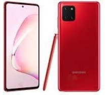 Samsung Galaxy Note 10 Lite Dual SIM 128 GB SM-N770F Aura Red SM-N770FZRDSEB