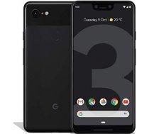 "Google Pixel 3 XL (Black) Single SIM 6.3"" P-OLED 1440x2960/2.5GHz&1.6GHz/128GB/4GB RAM/Android 9.0/microSD/microUSB,WiFi,4G,BT PIXEL 3 XL/BLACK"